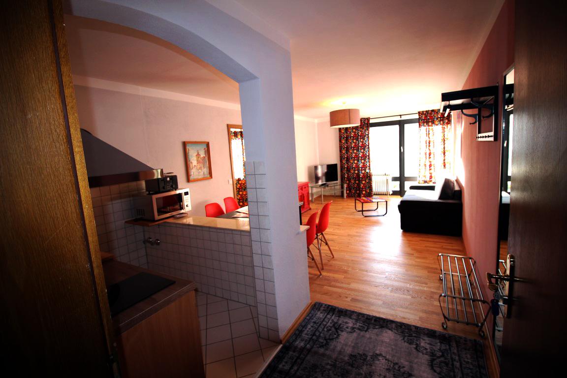 Apartment Rauschberg 1